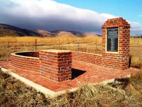 Memorial to the Battle of Allemanshoek