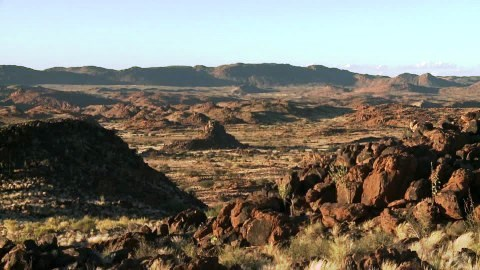 Thirstlands of the Northern Cape