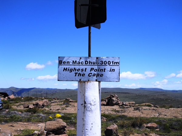 Ben MacDhui summit