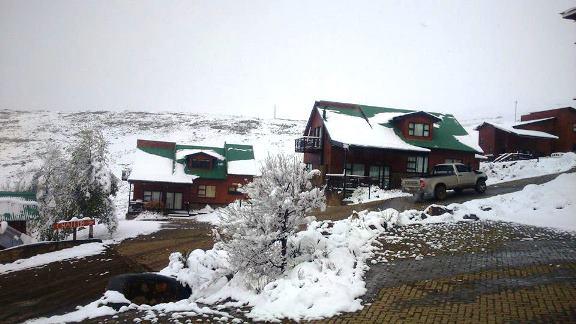 Snow at Tiffindell