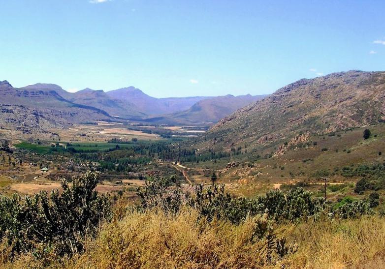 Buffelshoek Pass views