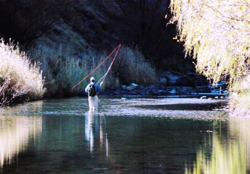 Fly fishing heaven!
