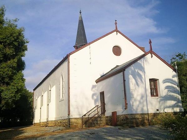 Church in Polokwane - Hugh Exton Photographic Museum