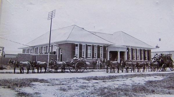 Pietersburg Post Office 1892