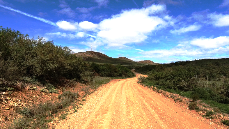 Doringkloof Pass