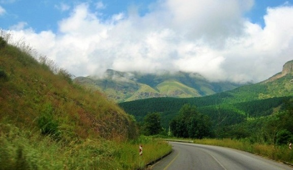 Wind your way down the pass - all 44 corners