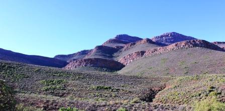 Cederberg mountain majesty