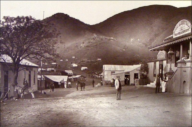 Barberton circa 1887