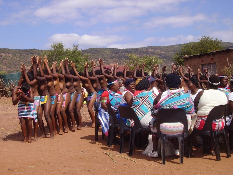 Colourful Venda culture