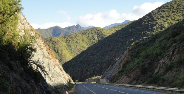 Calitzdorp Huisrivier Pass