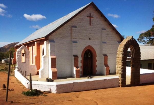 Methodist Mission Church, Leliefontein