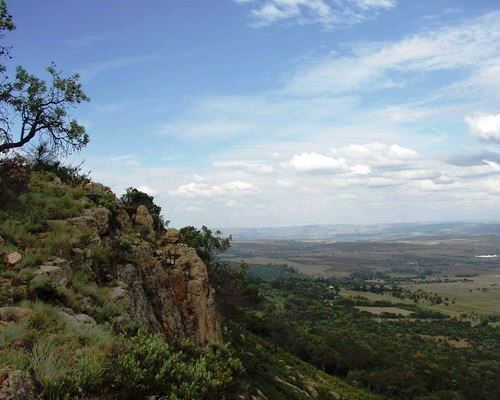 Magaliesberg views