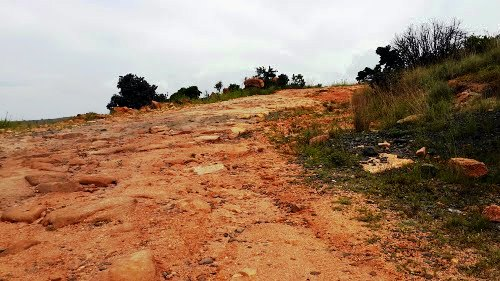 Rough road surfaces