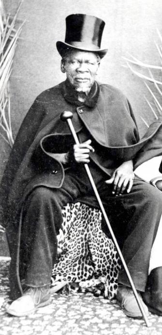 August Mokgatle
