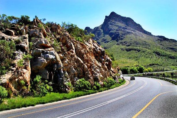 Michells Pass scenery