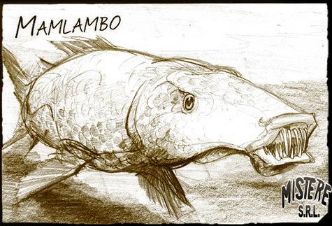 Mysreriously mythical Mamlambo