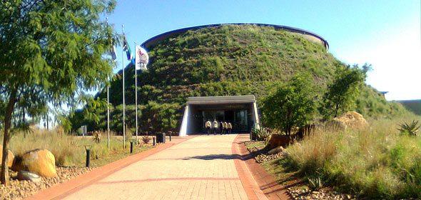 Maropeng Visitor Centre