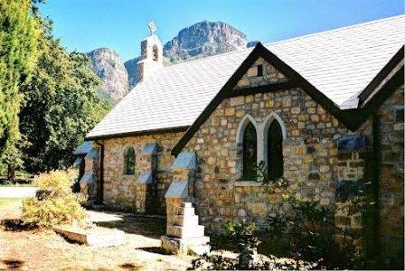 Stone church nr Kirstenbosch