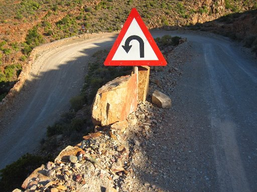 2nd hairpin Rooiberg pass