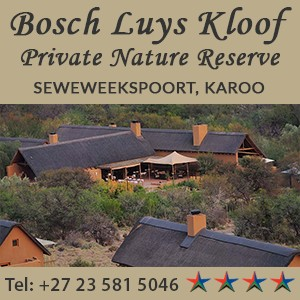 Bosch Luys Kloof Private Nature Reserve