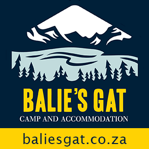 Balie's Gat camp and accommodation