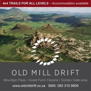Old Mill Drift Guest Farm