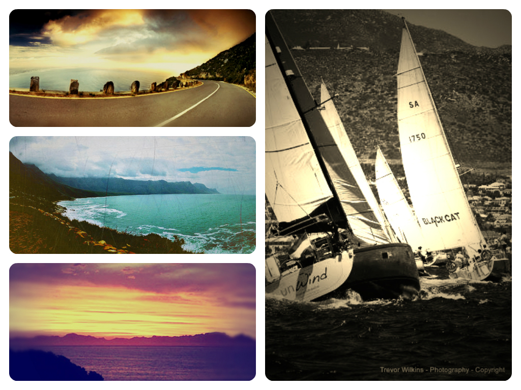 Photo collage by Lisa Roberts
