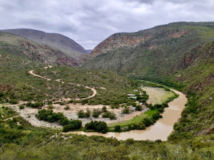 Views from the Kouga-Kleinrivier Pass