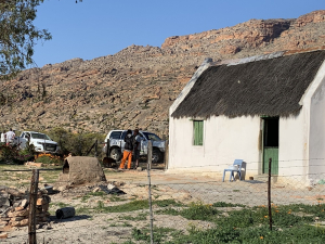 Life in the Cederberg - Remote and peaceful beyond description