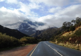 Du Toits Kloof Pass (Old Road), R101
