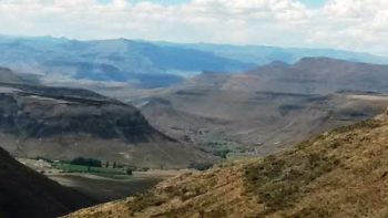 The sheer majesty of the Eastern Cape Highlands