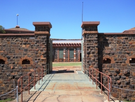 Fort Klapperkop Pass