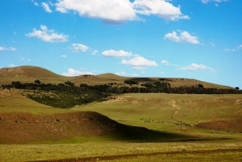 The Free State has some fabulous scenery