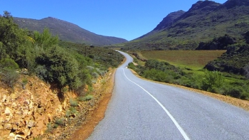 Haarwegskloof Pass