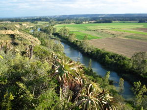 The Sundays River flows through Addo