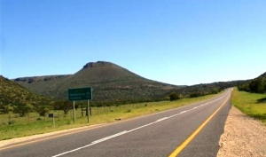 Paardekloof Pass N9