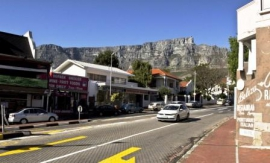 Kloof Nek Road (M62 - Cape Town)
