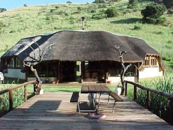 A guest lodge near Newcastle