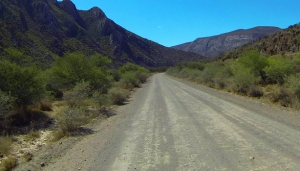 An easy drive through a stunning little poort