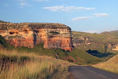 Golden Gate Highlands - a great place to visit