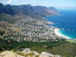 Camps Bay Drive (M62 - Cape Town)