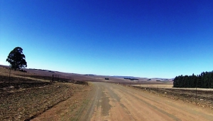Free State winterscape