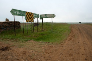 Great gravel roads to explore in the Free State