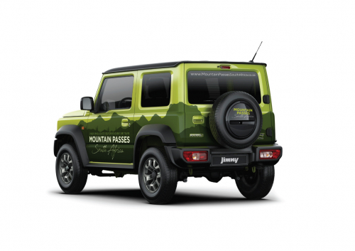New MPSA vehicle branding