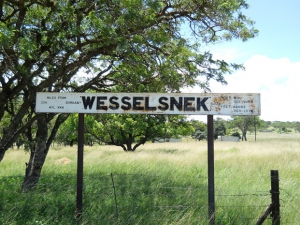 Railway siding sign