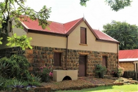 The Thornleigh farm outbuilding which was once used a Boer mortuary