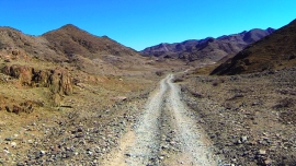 Richtersberg Pass (Richtersveld)