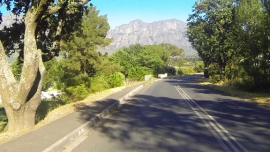 Slanghoek Valley Road, Rawsonville