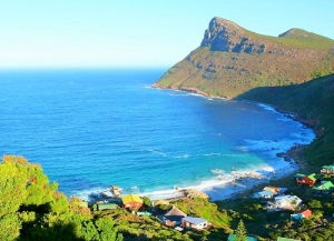 Smitswinkel Bay near Cape Point