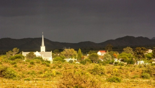 Steytlerville - a charming Karoo town